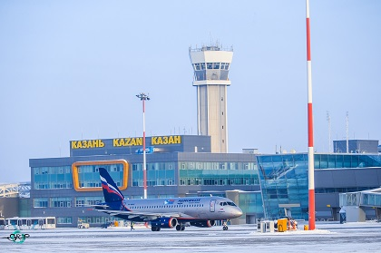 +37% or 2 600 passengers: Kazan international airport performance in 2017